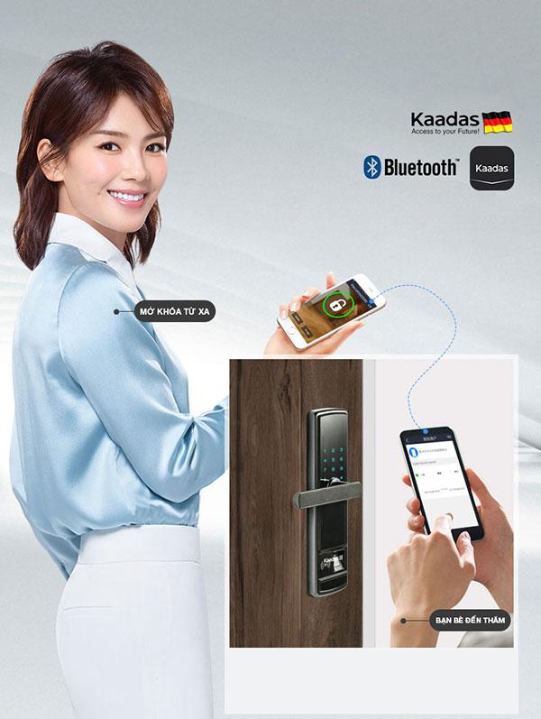 Khóa điện từ Kaadas 5155- 3