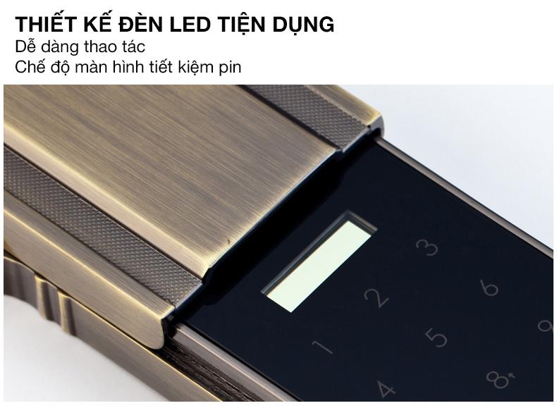 Khóa điện tử Kaadas 6002-11